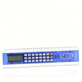 Pravítko s kalkulačkou PMI