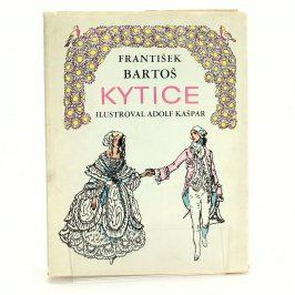 Kniha Kytice - František Bartoš