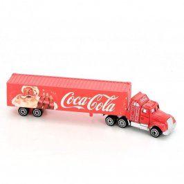 Model kamionu nákladního Coca-Cola