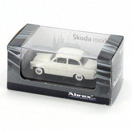 Model auta Škoda Octavia béžová