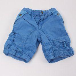 Zateplené kalhoty John Lewis odstín modré