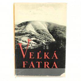 Kniha Ján Halaša: Veľká Fatra