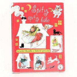 Kniha Špity, špity, bábo- veselá říkadla