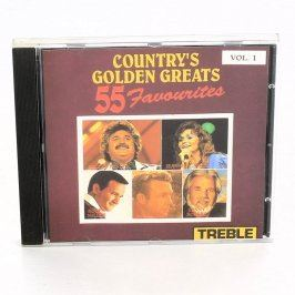 CD Country's Golden Greats, vol. 1