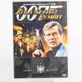 DVD film Žít a nechat zemřít