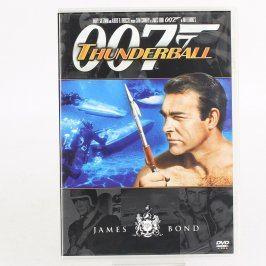 DVD film Thunderball, 1965