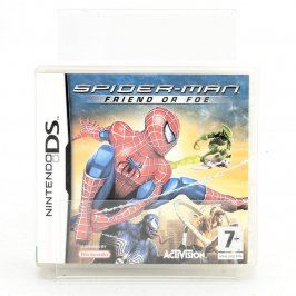 Hra pro Nintendo DS Spider-Man Friend Or Foe