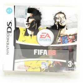 Hra pro Nintendo DS Fifa 08