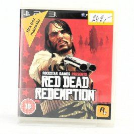 Hra pro PS3 Red dead redemption