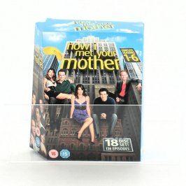 DVD How i met your mother 1-6