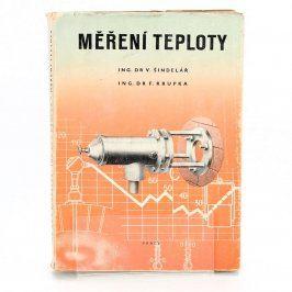 Učebnice Měření teploty V. Šindelář