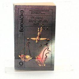 Historická kniha Procesy, vzrušily svět