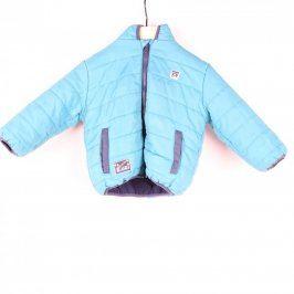 Dětská bunda Ergee modro fialová