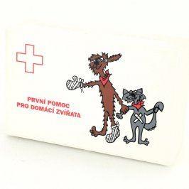 Lékárnička První pomoc pro domácí zvířata