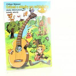 Cvičení a skladby na kytaru pro začátečníky