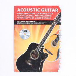 Kytarová škola: Akustická kytara