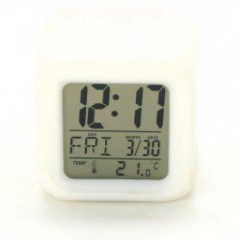 Digitální plastové hodiny