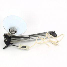 Stolní lampička kovová 88 cm