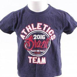 Dětské tričko Rebel modré barvy