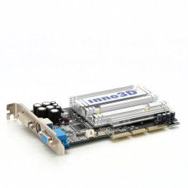 Grafická karta Inno3D GeForce FX 5200 AGP