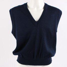 Pánská vesta Alfatex tmavě modrá