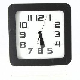 Nástěnné plastové hodiny JYSK