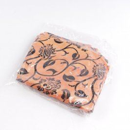Povlaky na polštáře s motivy květin
