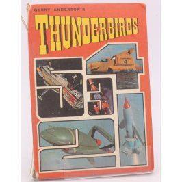 Komiks Gerry Anderson: Thuderbirds