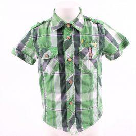 Chlapecká kostkovaná košile Good Children