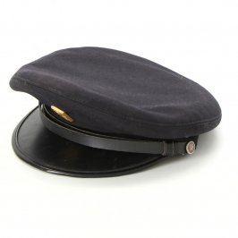 Pánská čepice policejní se státním znakem