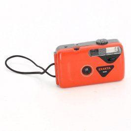Analogový fotoaparát EXAKTA 400 oranžový