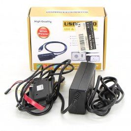 USB 2.0 adaptér PATA + SATA