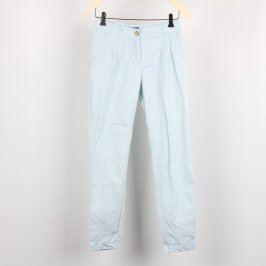 Dámské kalhoty Oodji modré
