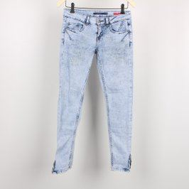 Dámské džíny Reserved modré
