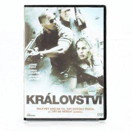 DVD film Království Peter Berg