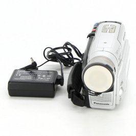 Analogová kamera Panasonic NV-VZ 14 stříbrná