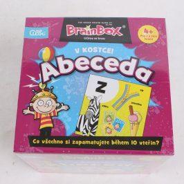 Společenská hra Albi Abeceda v kostce!