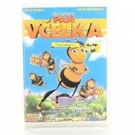 DVD film Pan Včelka DreamWorks