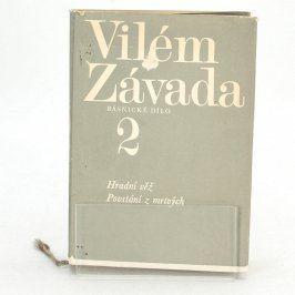 Kniha Básnické dílo 2-Vilém Závada