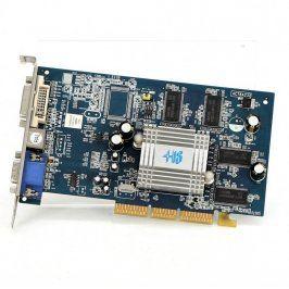 Grafická karta HIS Radeon 9250 256 MB AGP
