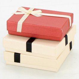 Dárkové krabičky papírové