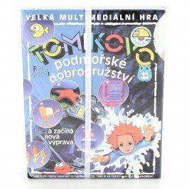 PC CD-ROM Tomíkovo podmořské dobrodružství