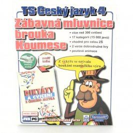 Kniha s CD TS Český jazyk
