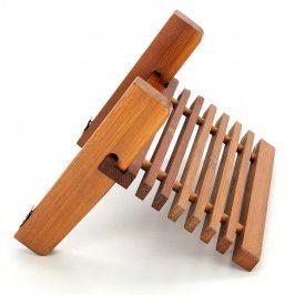 Dřevěná polička k zavěšení