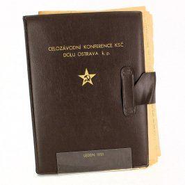 Sbírka dobových novin Akční program KSČM