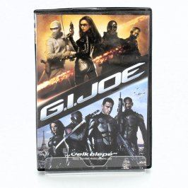 DVD film G. I. Joe Sci-fi