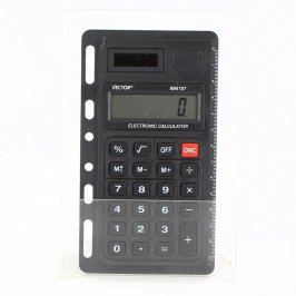 Kalkulačka Vector 886197 černé barvy