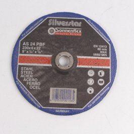 Brusný kotouč Sonnenflex Silverstar 230 mm