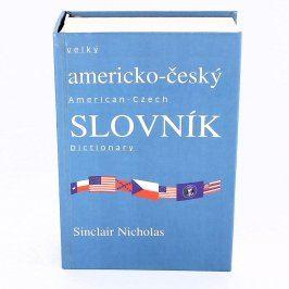 Slovník Velký americko-český slovník