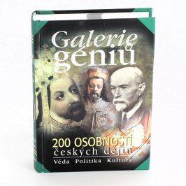 Kniha Galerie géniů - 200 os. českých dějin
